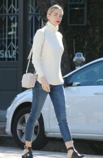 JAIME KING Out and About in Los Angeles 0102