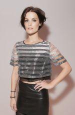 JAMIE ALEXANDER at Erin Fetherston Fashion Show in New York