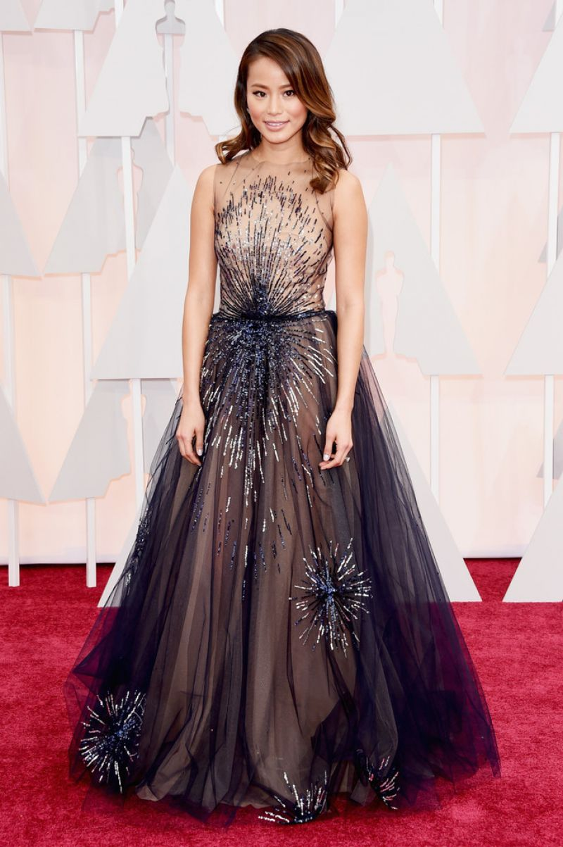 JAMIE CHUNG at 87th Annual Academy Awardsat the Dolby Theatre in Hollywood