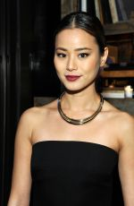 JAMIE CHUNG at Women in Film Pre-oscar Cocktail Party in Los Angeles