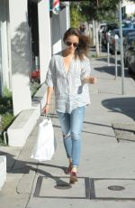 JAMIE CHUNG Out Shopping in Los Angeles 1002