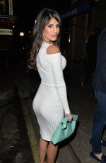 JASMIN WALIA Arrives at Dstrkt Nightclub in London 1102