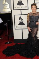 JEANNIE MAI at 2015 Grammy Awards in Los Angeles