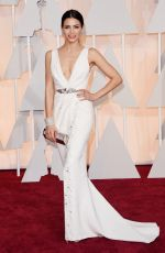 JENNA DEWAN at 87th Annual Academy Awards at the Dolby Theatre in Hollywood
