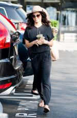JENNA DEWAN Out and About in Los Angeles 1602