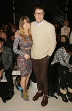 JENNETTE MCCURDY at Mara Hoffman Fashion Show in New York