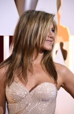 JENNIFER ANISTON at 87th Annual Academy Awards at the Dolby Theatre in Hollywood