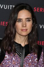 JENNIFER CONNELLY at Louis Vuitton Series 2 Exhibition in Hollywood