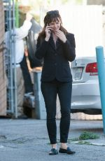 JENNIFER GARNER Out and About in Los Angeles 2502