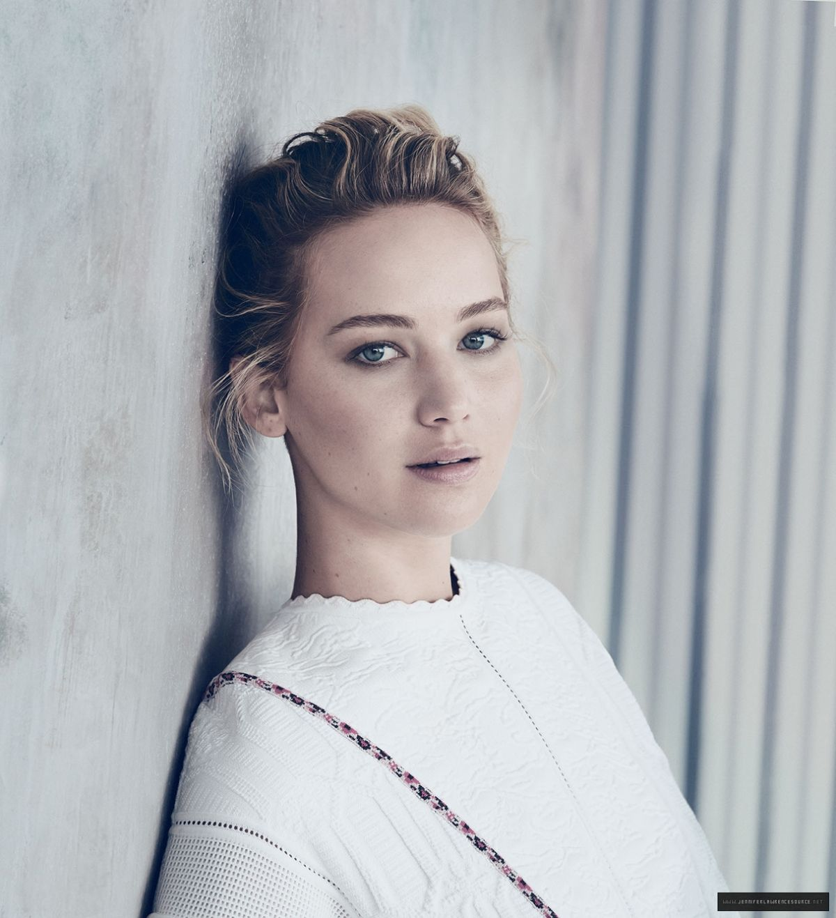 JENNIFER LAWRENCE - Dior Spring/Summer 2015 Promos ... Jennifer Lawrence