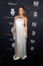 JENNIFER LOPEZ at Weinstein Company's Academy Awards Nominee Dinner in Los Angeles