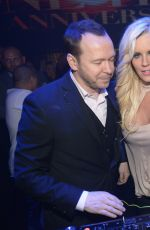 JENNY MCCARTHY at e11even One Year Anniversary in Miami