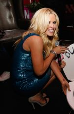 JENNY MCCARTHY on Her Singled Out... Againe SiriusXM Show in New York