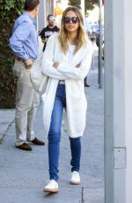 JESSICA ALBA Out and About in Los Angeles 1202