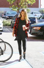 JESSICA ALBA Out and About in Santa Monica 1302