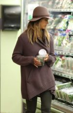 JESSICA ALBA Shopping at Whole Food in Beverly Hills 3101