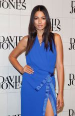 JESSICA GOMES at David Dones Fashion Show in Sydney