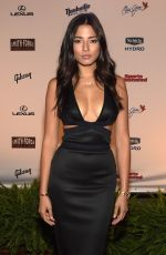 JESSICA GOMES at SI Swimsuit 2015 Takes Over the Schermerhorn Symphony Center in Nashville