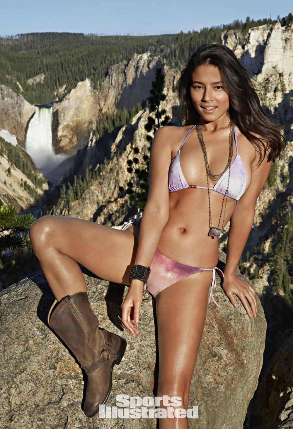 Jessica Gomes Sports Illustrated 2014