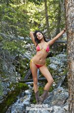 JESSICA GOMES in Sports Illustrated Swimsuit 2015 Issue