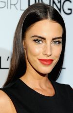 JESSICA LOWNDES at Vanity Fair and L'Oreal Paris D.J. Night Benefit in Los Angeles