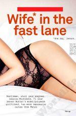 JESSICA MICHIBATA in Esquire Magazine, March 2013 Issue