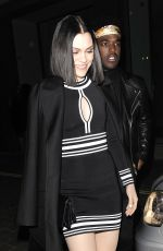 JESSIE J Arrives at Toy Room in London