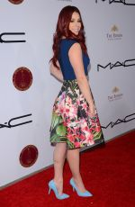 JILLIAN ROSE REED at Make-up Artists and Hair Stylists Guild Awards in Hollywood