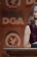 JODIE FOSTER at 2015 Directors Guild of America Awards in Century City