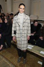JORDANA BREWSTER at Tory Burch Fall 2015 Fashion Show in New York