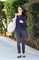 JORDANA BREWSTER Out and About in Los Angeles 2502