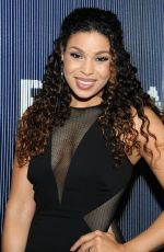 JORDIN SPARKS at Delta Air Lines Grammy Kick-off Party in West Hollywood