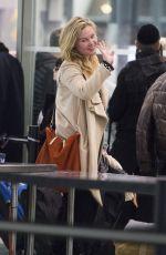 JULIA STILES at JFK Airport in New York 0302
