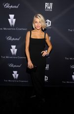 JULIANNE HOUGH at Weinstein Company's Academy Awards Nominee Dinner in Los Angeles