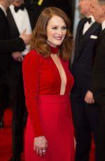 JULIANNE MOORE at 2015 EE British Academy Film Awards in London