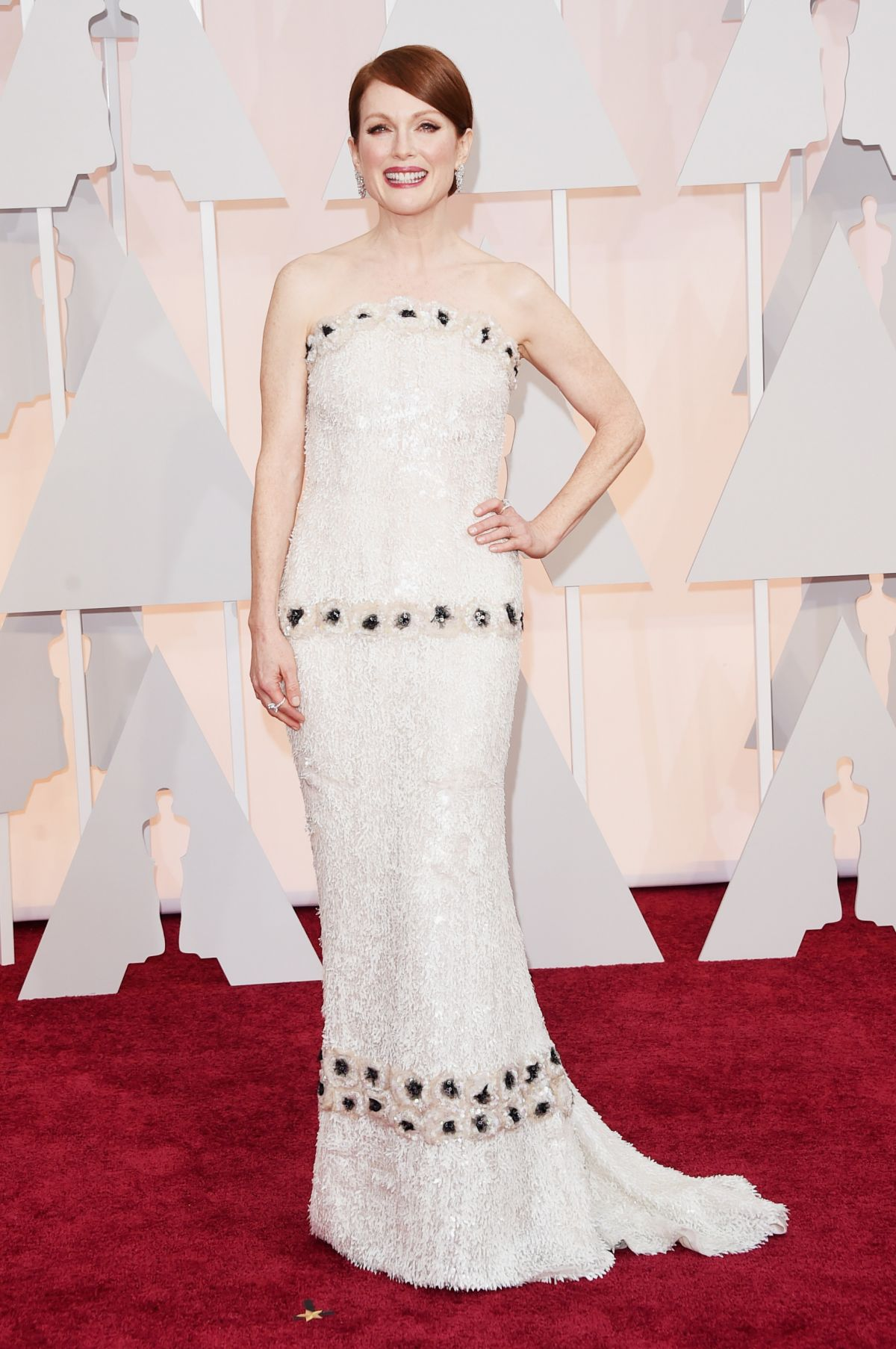 JULIANNE MOORE at 87th Annual Academy Awards at the Dolby Theatre in Hollywood