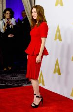 JULIANNE MOORE at Academy Awards 2015 Nominee Luncheon in Beverly Hills