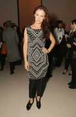 JULIETTE LEWIS at Mara Hoffman Fashion Show in New York