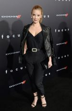 KALLI GARNER at Focus Premiere in Los Angeles