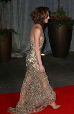 KARA TOINTON at 2015 EE British Academy Film Awards in London