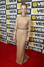 KARINE VANASSE at 2015 Ves Awards in Beverly Hills