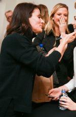 KARLIE KLOSS at Michael Kors Fashion Show in New York