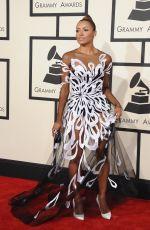 KAT GRAHAM at 2015 Grammy Awards in Los Angeles
