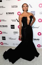 KAT GRAHAM at Elton John Aids Foundation's Oscar Viewing Party