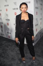 KAT GRAHAM at Vanity Fair and Fiat Celebration of Young Hollywood in Los Angeles