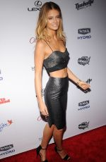 KATE BOCK at 2015 Sports Illustrated Swimsuit Issue Celebration in New York