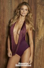 KATE BOCK in Sports Illustrated Swimsuit 2015 Issue