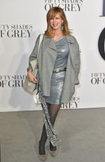 KATE GARRAWAY at Fifty Shades of GreY Premiere in London
