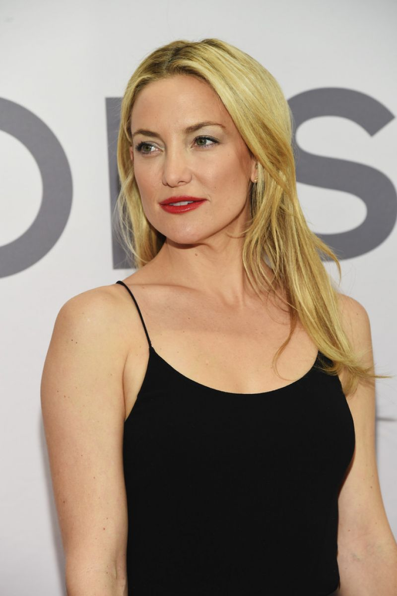 KATE HUDSON at Michael Kors Miranda Eyewear Collection Event in New York