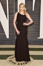 KATE UPTON at Vanity Fair Oscar Party in Hollywood